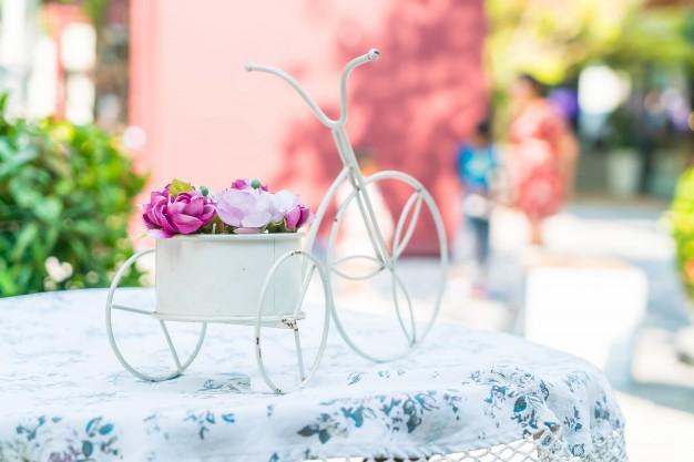 langage des fleurs bijou floral signification décor jardin fleur fête