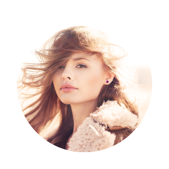 Boucles d'oreilles nature - Bijoux nature
