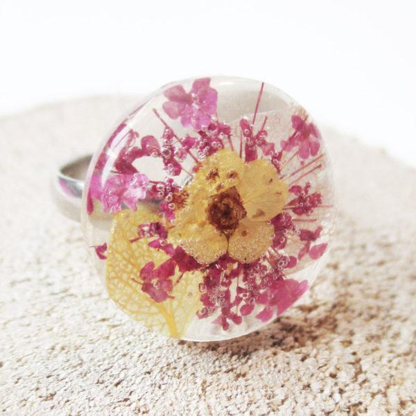 bague-leandra-bijou-resine-fleur-personnalisable-bijou-floral-cadeau-nature-femme