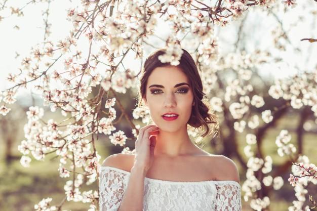 bijou de mariage nature fleurs résine cadeau femme fleur naturelle résine d'inclusion bijou végétal jeune mariée
